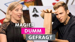 Magier daten alle ihre Assistentinnen! | 1LIVE Dumm Gefragt