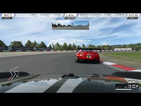 RaceRoom Nürburgring/Germany 40min [S01R05]
