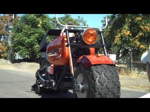 "Big Four Wheelers >> CMT's ""All Jacked Up"" Filming World's Largest Motorcycle Cycle in Stockton, CA - YouTube"