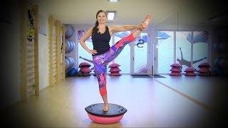 Bosu Balance: équilibre sur bosu (tuto)