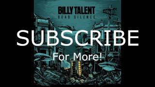 Billy Talent - Cure For The Enemy