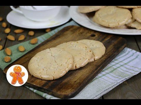 Как сделать миндальное печенье