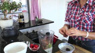 Raw Chocolate Pudding By The Raw Food Kitchen