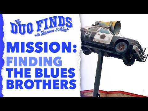 Mission: Finding the Blues Brothers