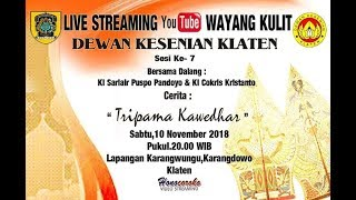 Video DEWAN KESENIAN KLATEN 7 TRIPAMA KAWEDAR Klaten 10 Nopember 2018 download MP3, 3GP, MP4, WEBM, AVI, FLV November 2018