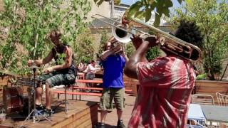 No BS! Brass Band - 3 AM Bounce (by Reggie Pace)