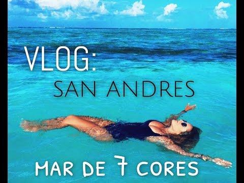 Vlog: San Andres Colômbia