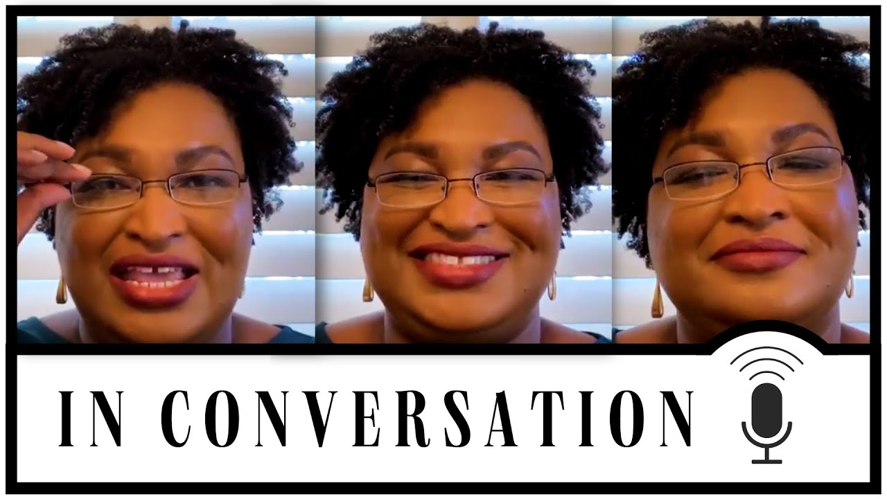 Stacey Abrams Explains How YOU Can Transform Our Government | In Conversation | Marie Claire