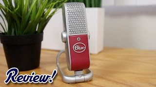 Blue Raspberry Microphone - Complete Review