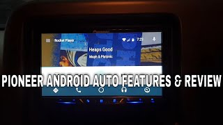 Pioneer AVH-Z5150BT and MVH-Z5050BT features and review