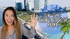 5 FREE THINGS TO DO IN MIAMI | with WhatWouldKarlaSay
