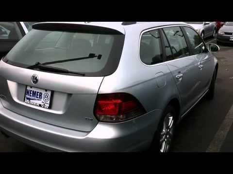 2012 Volkswagen Jetta SportWagen TDI 2.0L - YouTube