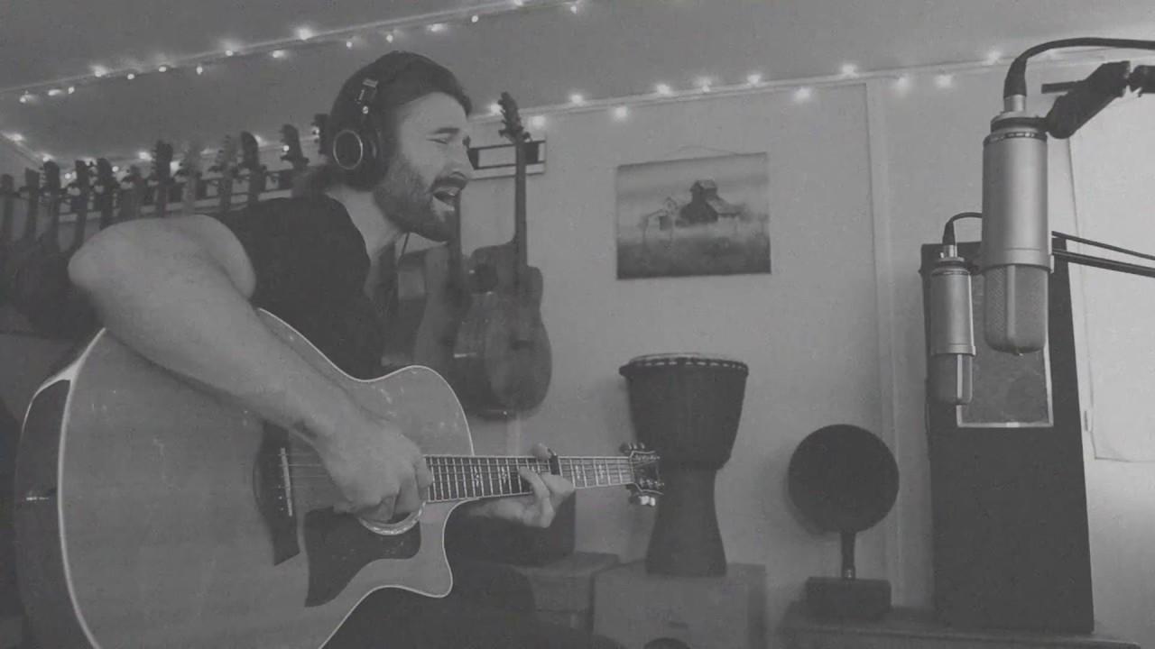 Brandon Jenner Burning Ground Acoustic Youtube