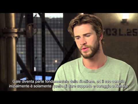 Hunger Games - Il Canto della Rivolta: Parte 1 - Intervista a Liam Hemsworth