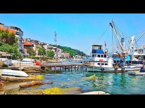 You won't believe this is Istanbul; Sarıyer Bosphorus