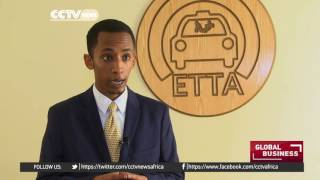 CCTV : Taxi Service App in Ethiopia የታክሲ አገልግሎትን የሚሰጥ አፕሊኬሽን በኢትዮጵያ