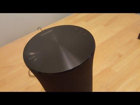 UNBOXING!!  Samsung 360 Bluetooth Speaker R1.