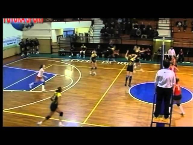 Città di Rieti vs Monterotondo - 3° Set