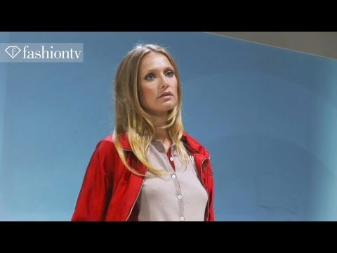 Agnona Spring/Summer 2013 Collection at Milan Fashion Week | FashionTV