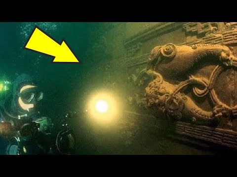 5 Underwater Discoveries That Cannot Be Explained! #2