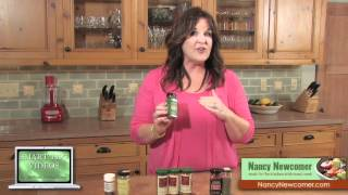 Smart Tips - How To Store Herbs & Spices by Nancy Newcomer