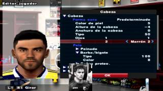 Falcao Y Kuscevic PES Ps2/Wii/Psp