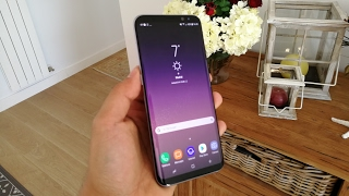Samsung Galaxy S8+ UNBOXING
