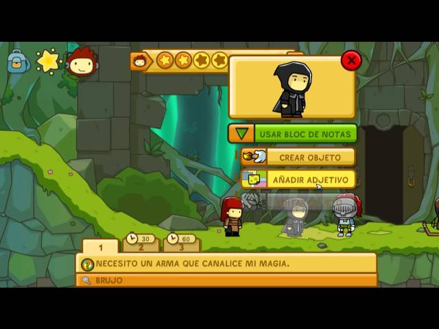 GUERRA EPICA!!!!! | Scribblenauts Unlimited | Ep 5 Videos De Viajes