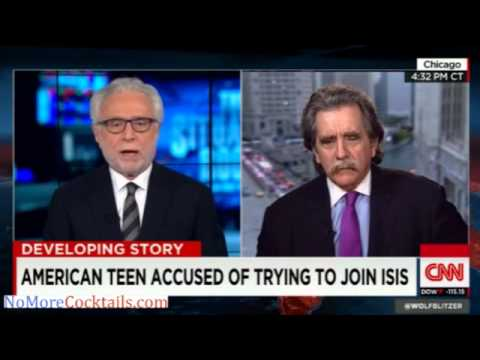 Attorney for Muslim teen who tried to join ISIS says US gov't paid for his flight to Turkey