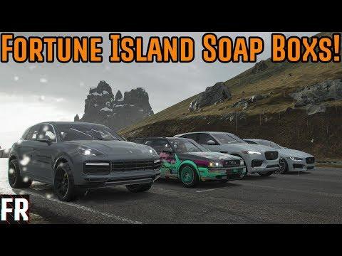 Forza Horizon 4 Challenge - Soapbox Racing (Fortune Island) thumbnail