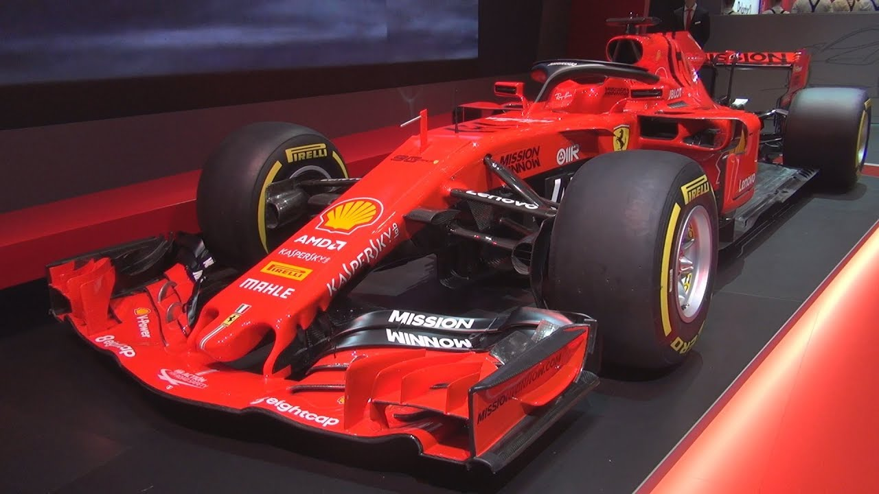 Ferrari Sf90 Formula 1  2019  Exterior And Interior