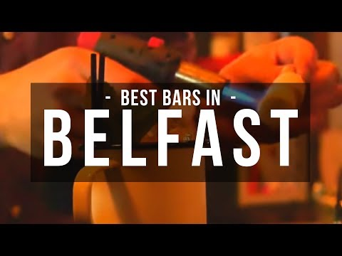 Best Bars in Belfast - Belfast - Northern Ireland - Cocktails Belfast - Belfast Nightlife