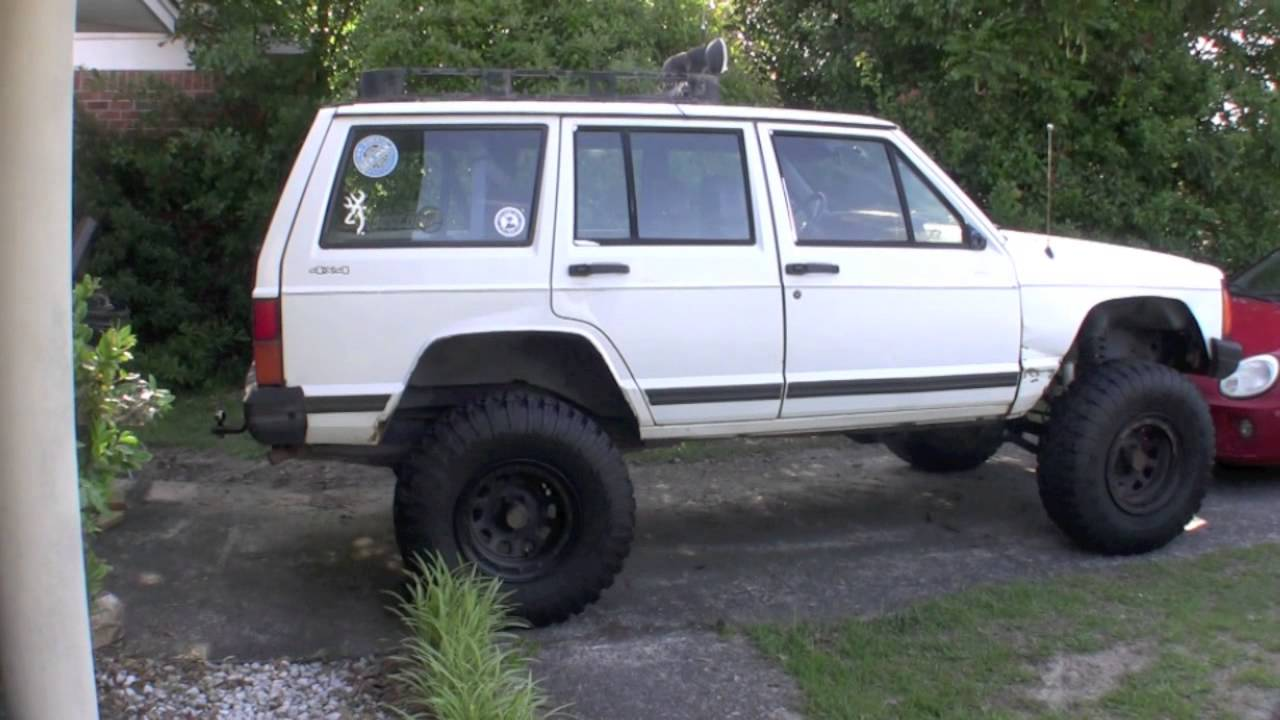94 Jeep Cherokee Xj  Auto Transmission Stopped shifting