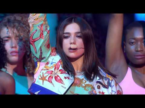 Dua Lipa  New Rules  at The BRIT Awards 2018