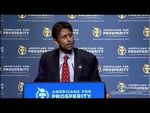 Gov.Jindal vows to defend the American dream and equal opportunity of education in Louisiana
