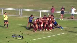 Torneo Oficial de Rugby Cordobés 2018  - Fecha 1 - Palermo Bajo 22   Córdoba Rugby 7