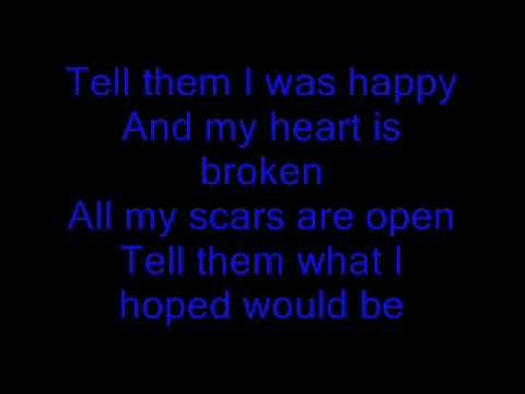 Shontelle-Impossible (Lyrics on screen)