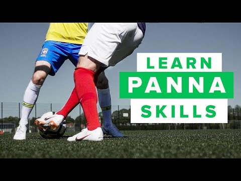LEARN THE MOST EFFECTIVE PANNAS - the most humiliating football skill