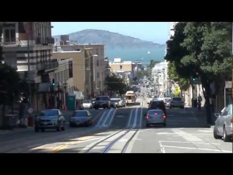 Cable Car Ride, San Francisco, USA