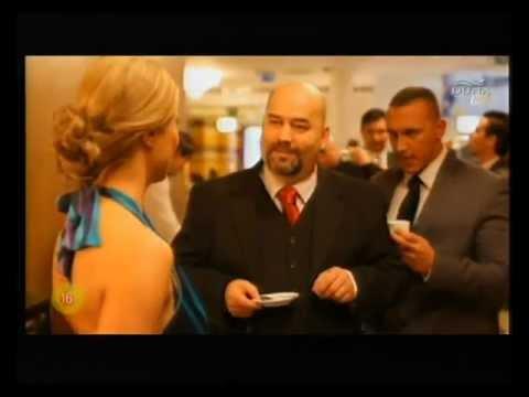 Tánczos Tamás (Johnny Gold) jelenetei a Diplomatavadászokban