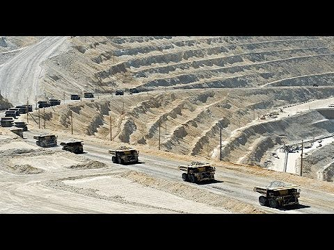 Mining Stock Education: Lower Grade Ore Over Time Means Eventually Higher Mining Costs?