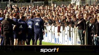 Derby-Fieber: Mega-Empfang und Capo-Ansprache für HSV   SPORT1