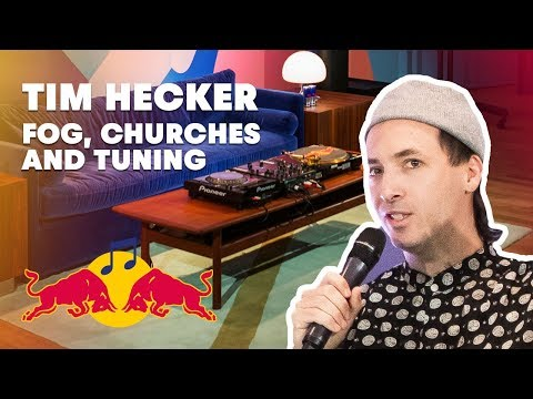 Tim Hecker Lecture (Montréal 2016) | Red Bull Music Academy