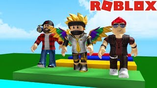 WHO WITH THE CREW IS BETTER JUMPING? -ROBLOX #460