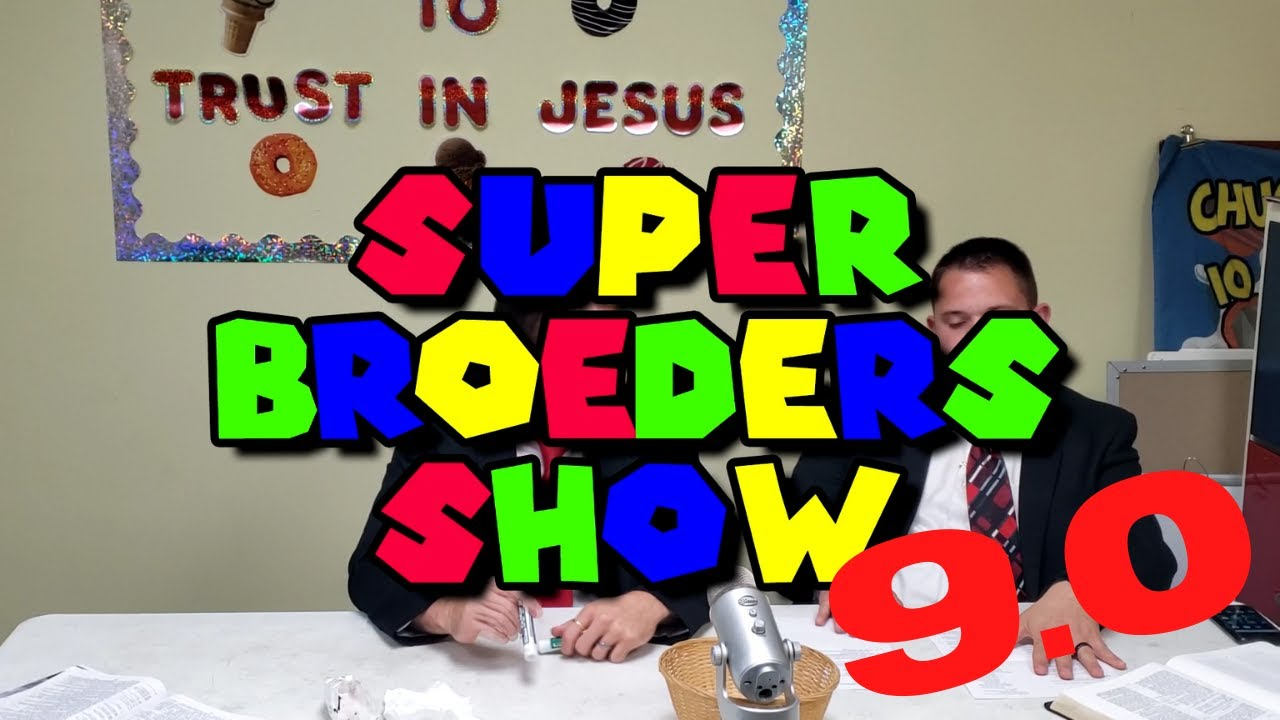 Super Broeders Show - Ep 9.0