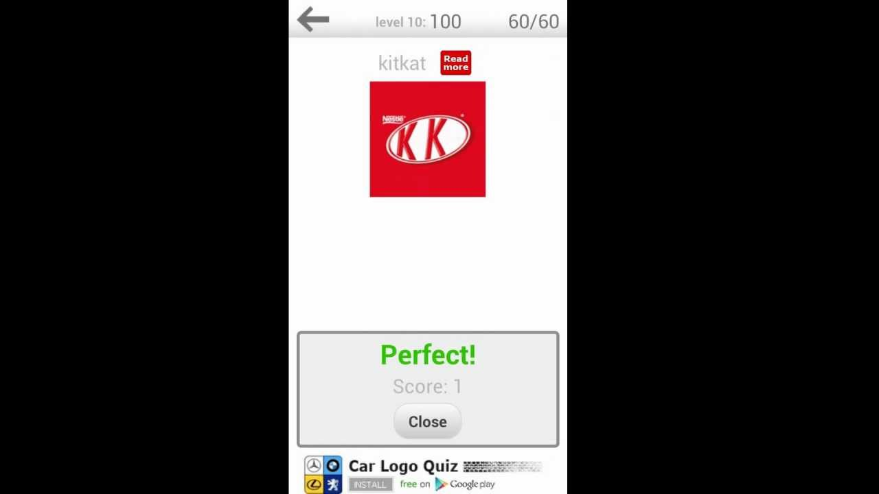Logo Quiz Classic by Bubble Answers for Android Level-10 ...