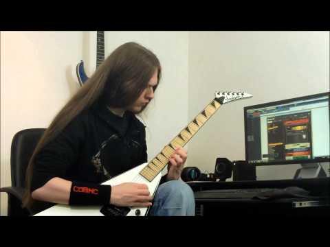 Children of Bodom - Bed of Razors guitar cover