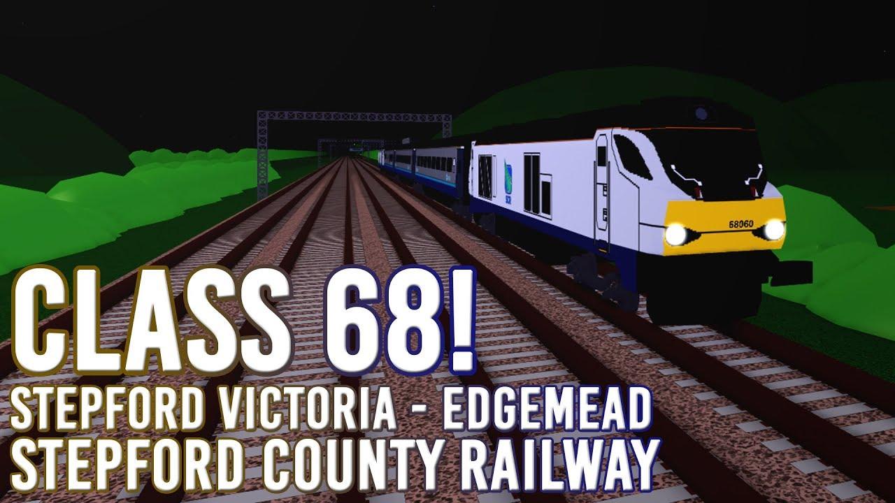 Repeat Roblox Stepford County Railway Trip Report Stepford Roblox Longest Route In Scr Stepford County Railway Youtube