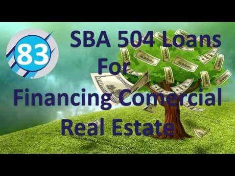 "83: SBA 504 Loans for Financing <span id=""commercial-real-estate"">commercial real estate</span> (Amanda Hark) &#8216; class=&#8217;alignleft&#8217;><a rel="