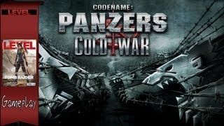 Codename Panzers: Cold War [LEVEL] Gameplay (PC HD)